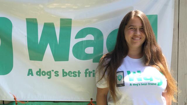 Los Angeles, Fairfax Dog Walker and Dog Sitter 8